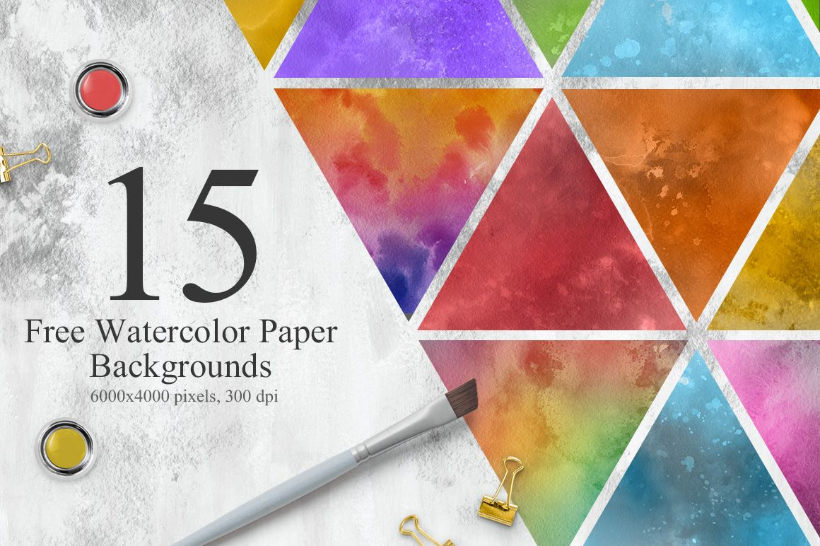 15 Free Watercolor Paper Backgrounds Pixelify Best Free Fonts