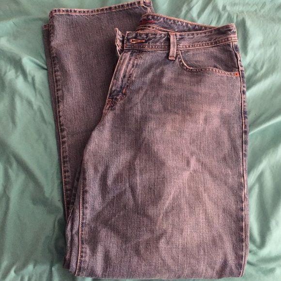 Spotted while shopping on Poshmark: Eddie Bauer size 14 jeans! #poshmark #fashion #shopping #style #Eddie Bauer #Denim