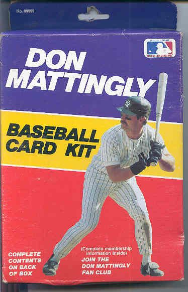 A Great Gift Ideany Yankee Don Mattingly By Sandjcraftsandthings