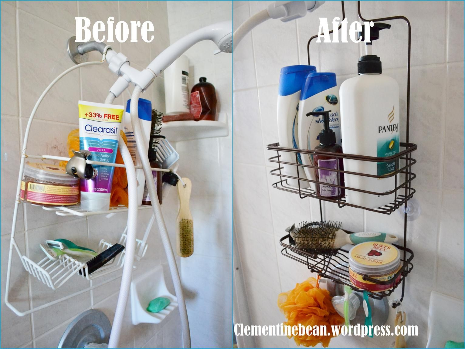 Small Shower Organization Choosing The Right Shower Caddy Shower Organization Shower Caddy Small Showers