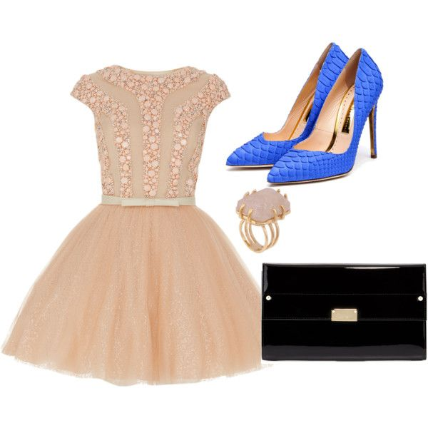 Blush and Blue