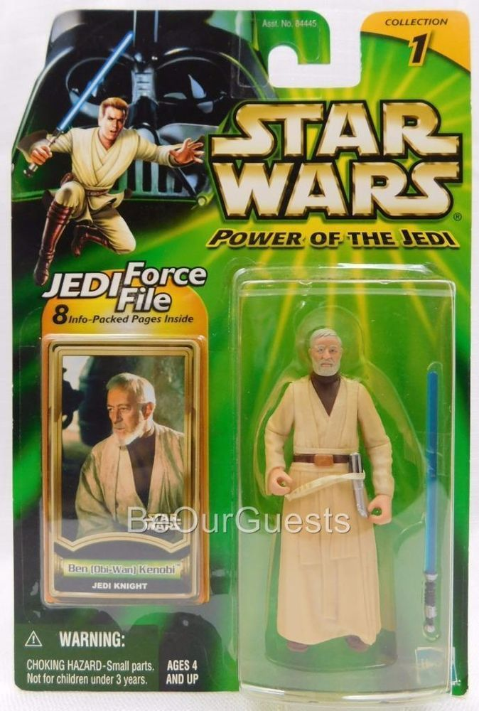 Power of the Jedi Ben Obi-Wan Kenobi
