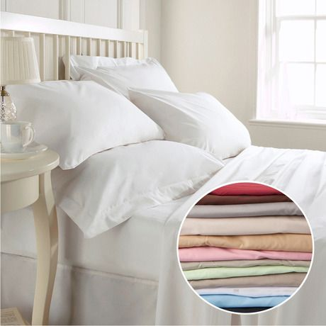 I found this amazing 1600 Series Egyptian Soft Comfort 4 Piece Bed Sheet Set at nomorerack.com for 78% off. Sign up now and receive 10 dollars off your first purchase