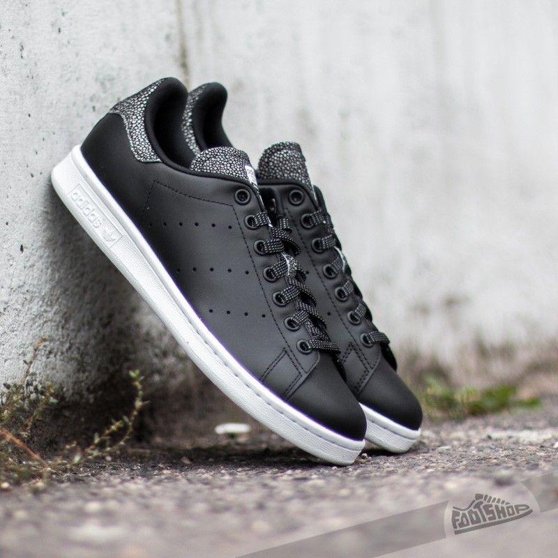 adidas stan smith core black