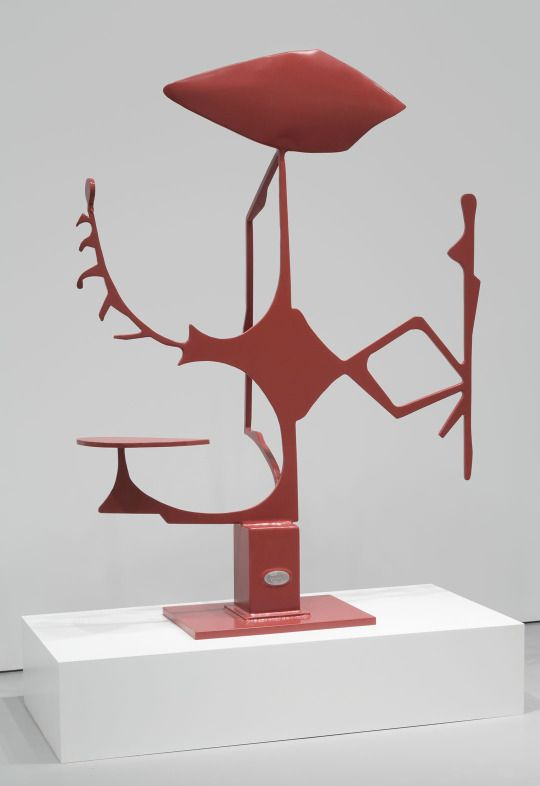 "David Smith ""Agricola I,"" 1951-52, painted steel"