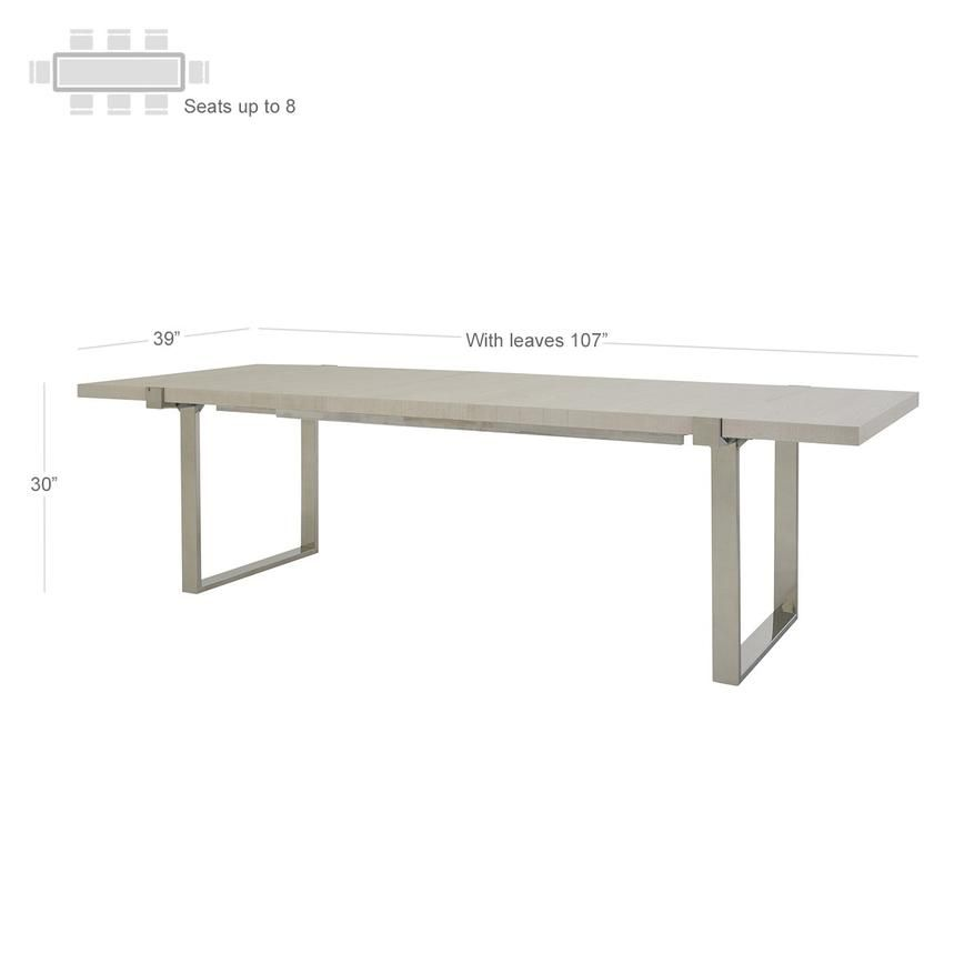 Paradox Extendable Dining Table Extendable Dining Table Dining