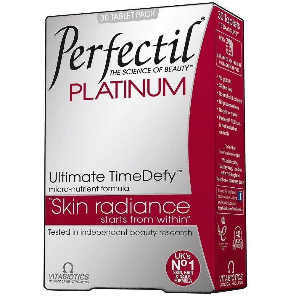 Vitabiotics Perfectil Platinum (30 Tabs) The Ultimate