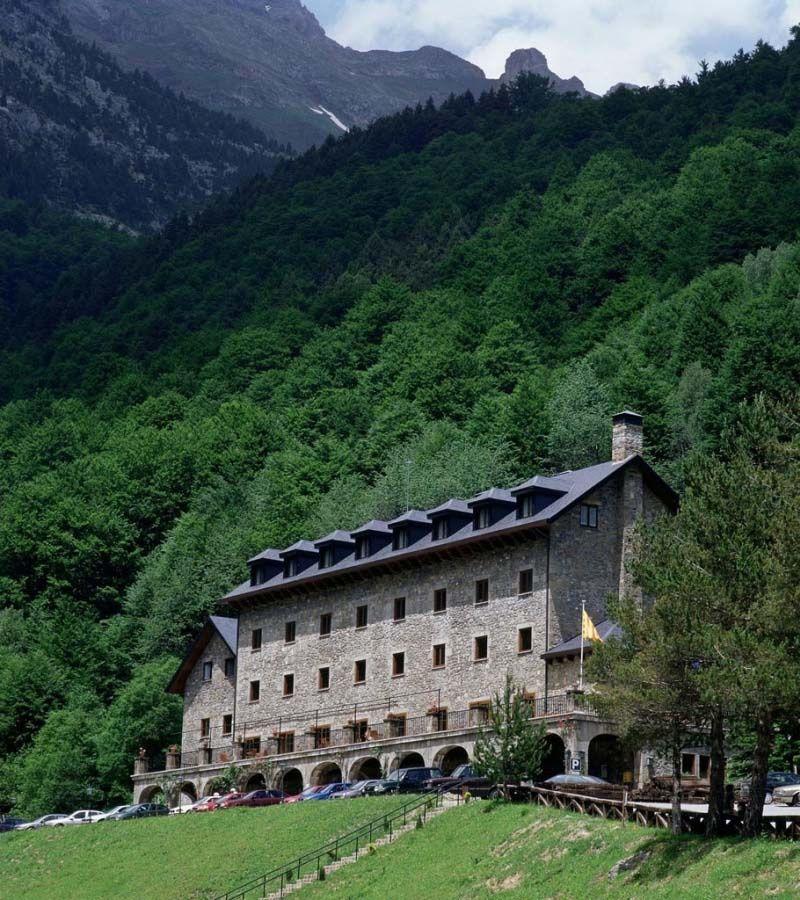 Pin En Hoteles Para Perderte En Medio De La Naturaleza En España