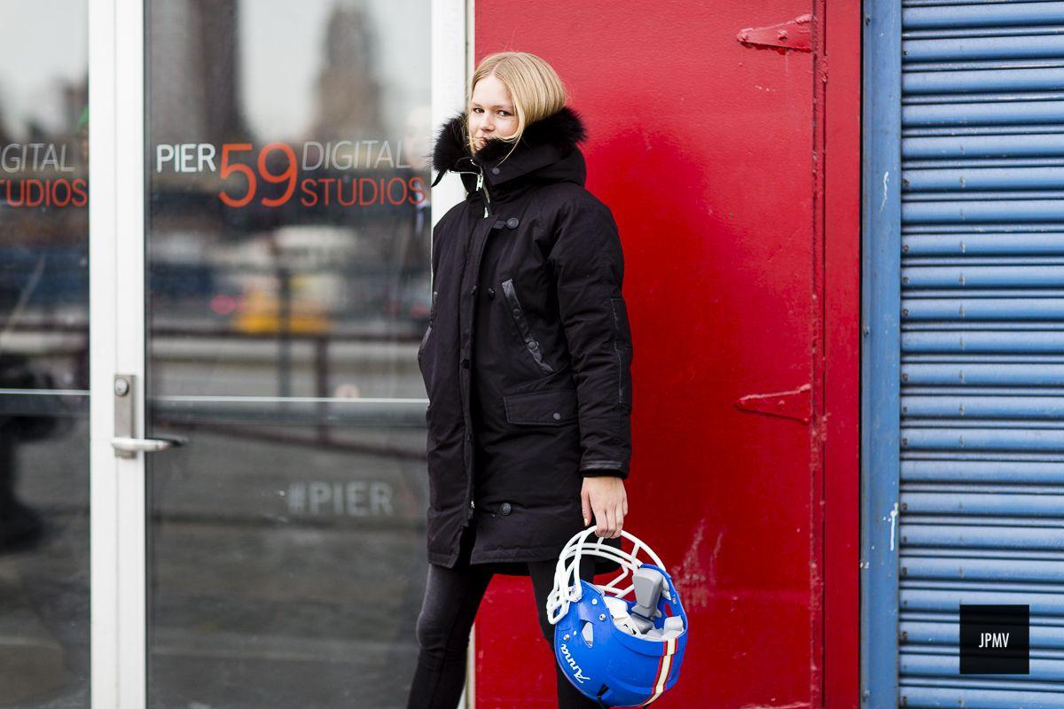 J'ai Perdu Ma Veste / Anna Ewers – New York.  // #Fashion, #FashionBlog, #FashionBlogger, #Ootd, #OutfitOfTheDay, #StreetStyle, #Style