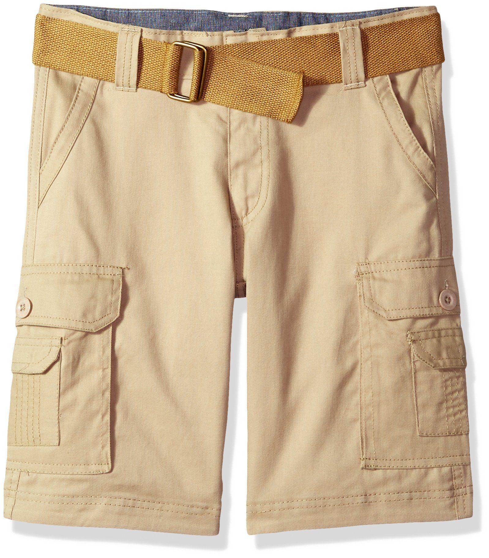 OshKosh BGosh Boys Woven Short 31771812 Brown 5 Kids