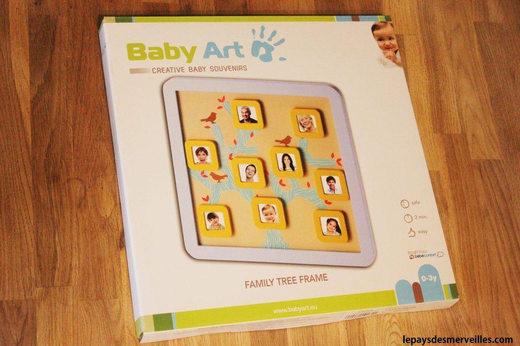 cadre généalogique Baby Art (1)