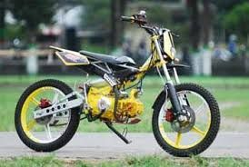 Supra Fit Trail Mini Bike Honda Racing