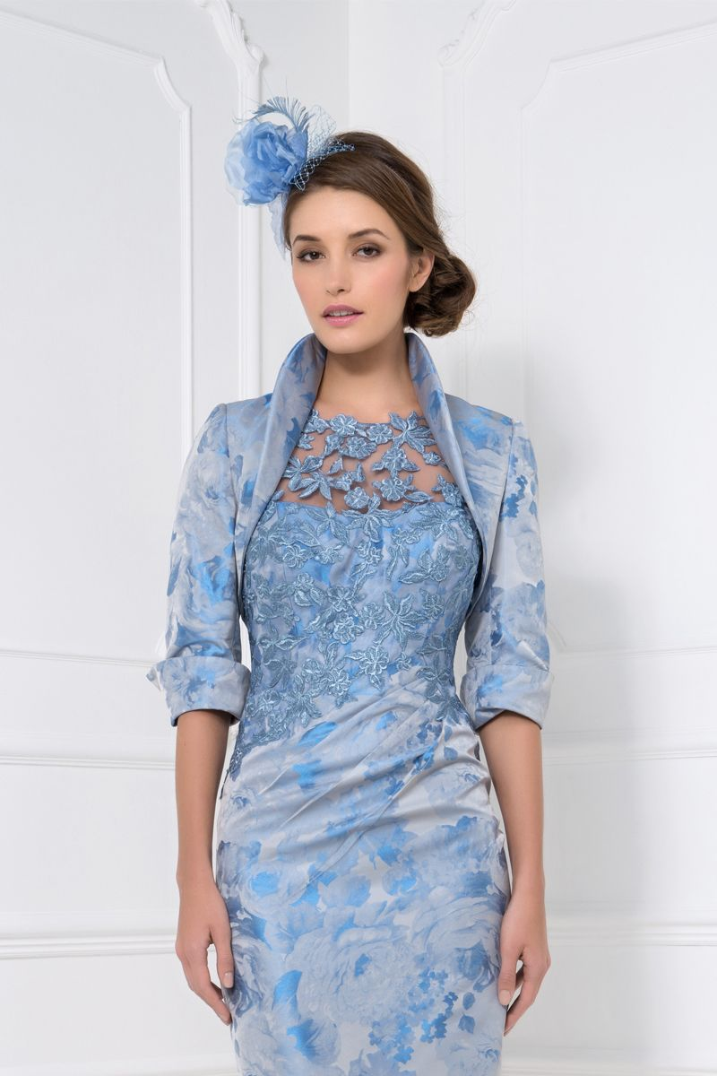 John Charles short lace dress and bolero 74173     Dikiş   Pinterest ...