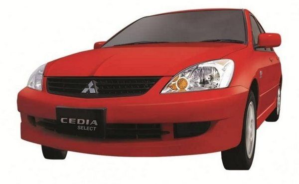 Mitsubishi Cedia 2012 Sedan Launched In India At A Price Of Rs 8 9