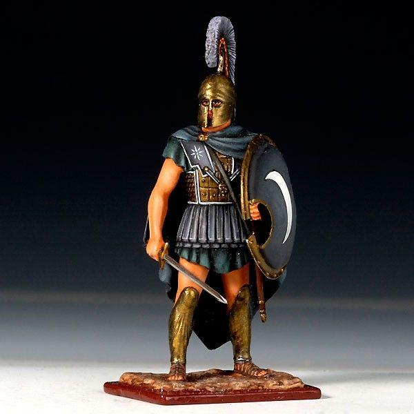 Фото афинского воина