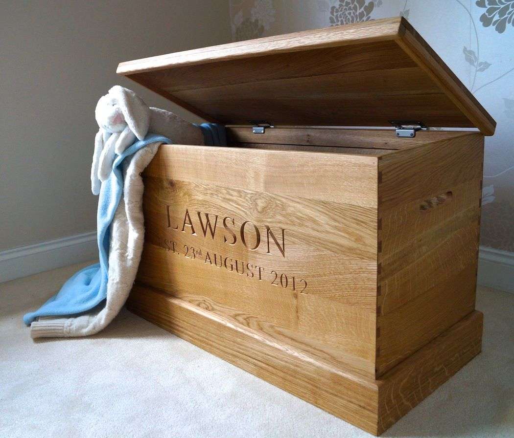 Permalink to making wooden toy boxes | Organization! Yay ...