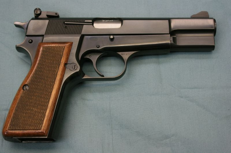 browning hp 9 mm