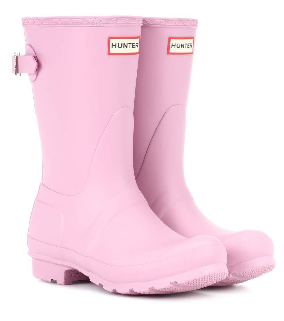 Hunter Original Short rubber boots