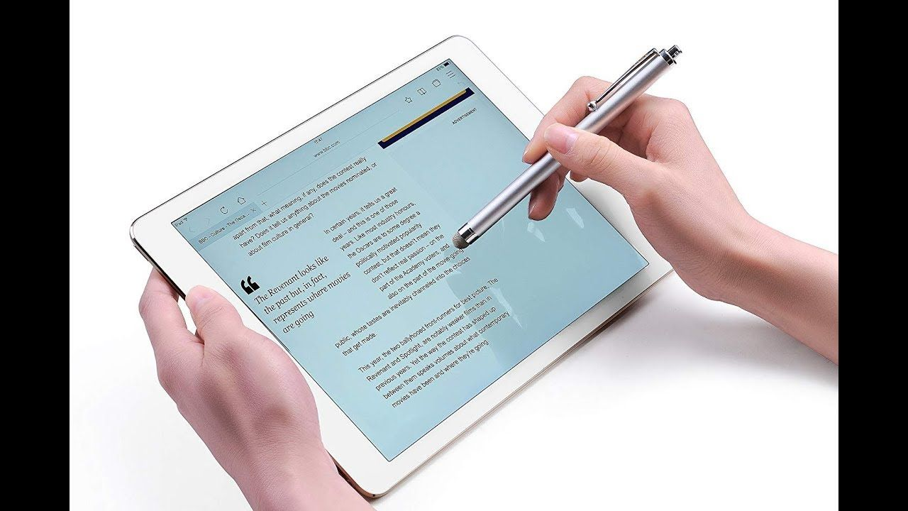 best sneakers 75623 c9a34 Best stylus for iPad, iPad Pro and tabletsbest stylus for iphone ...