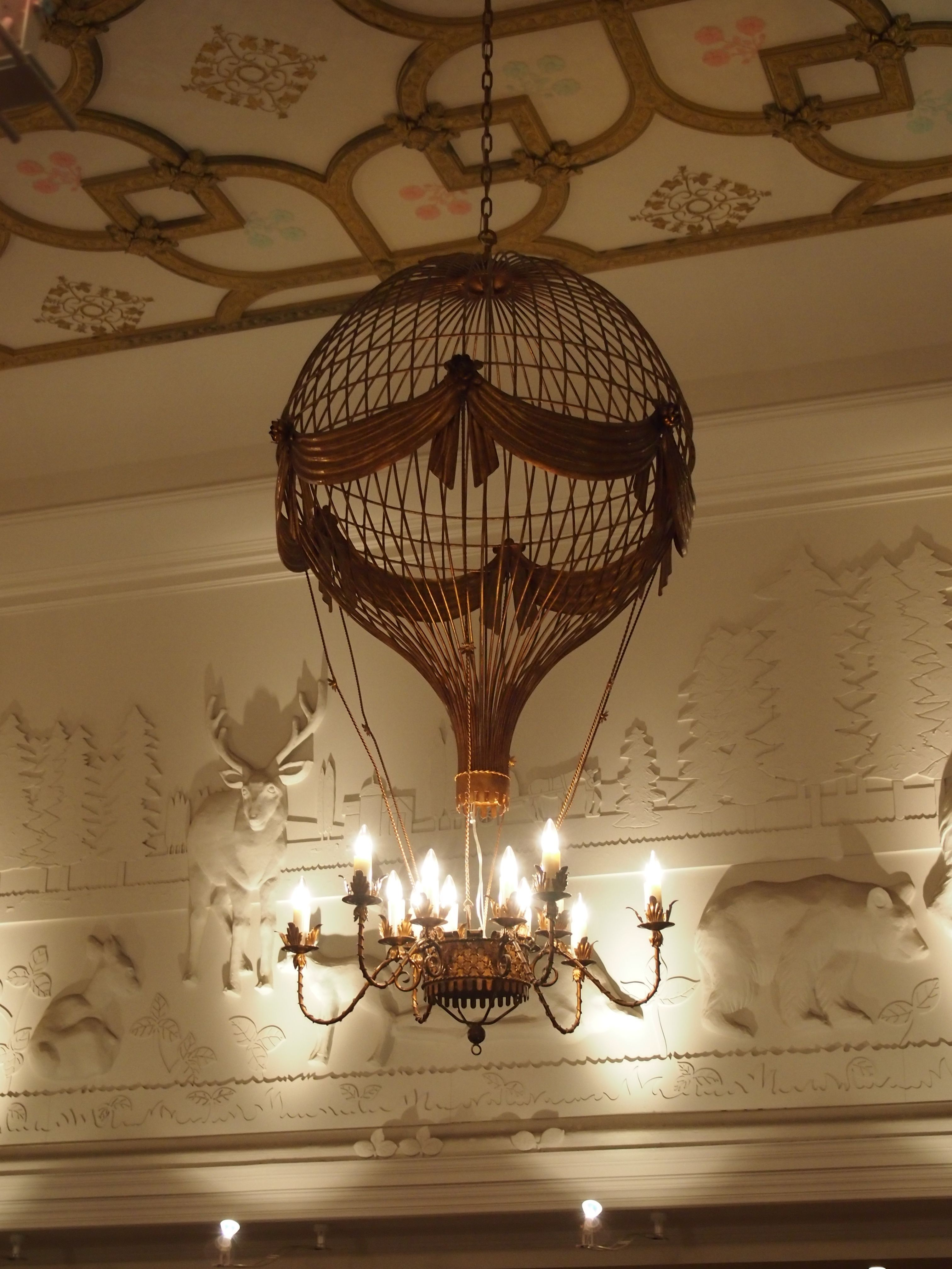 Hot Air Balloon Light Light Fixture Pinterest