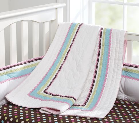 Coco Dot Bedding By Pottery Barn Kids All The Colors I