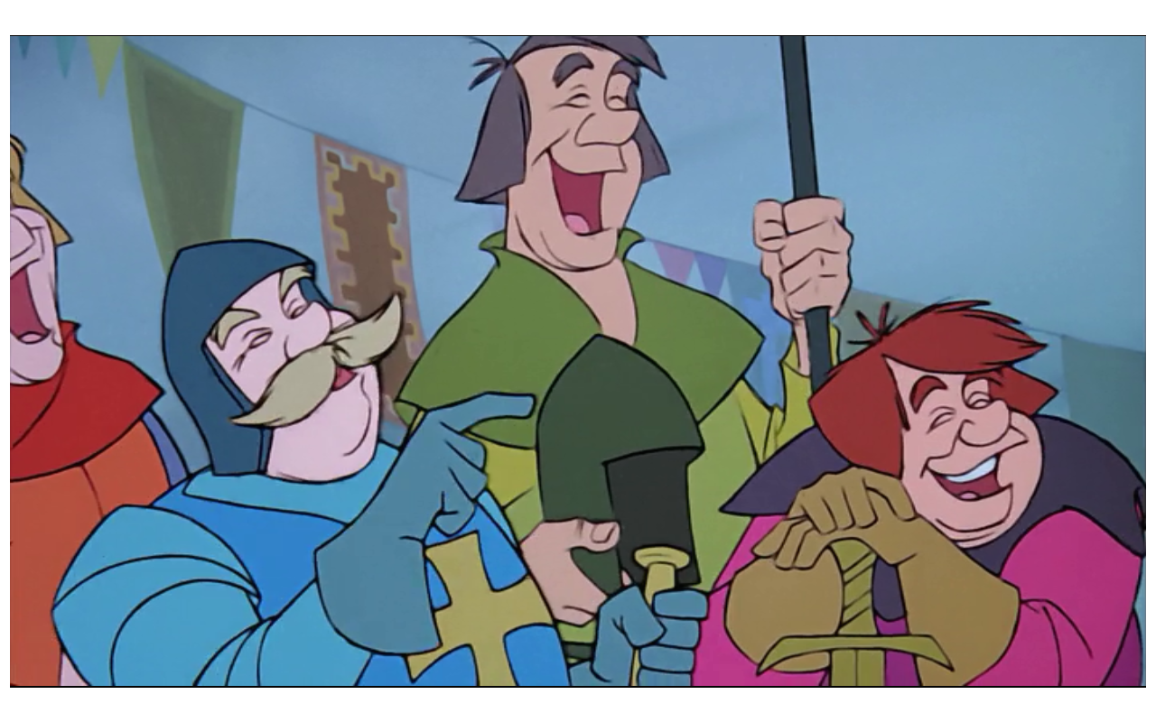 I think I found the male versions of Drizella and ...