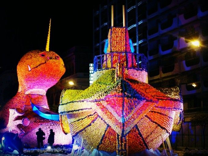 A bordo del Nautilus: la festa dei limoni di Mentone   Nautilus ...