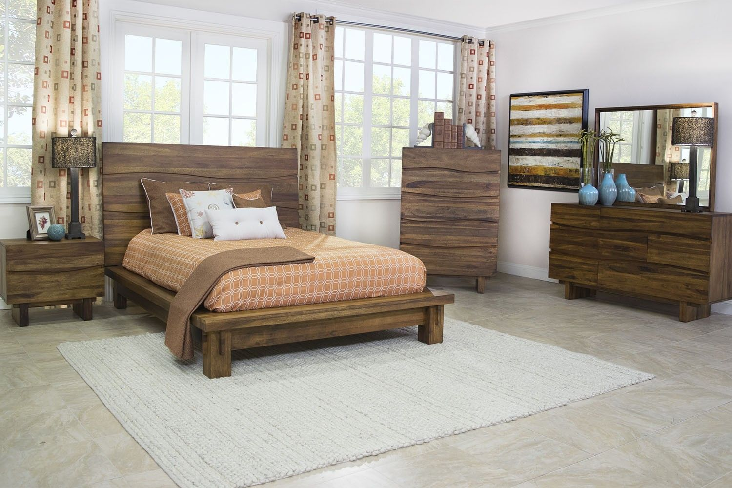 Mor Furniture For Less: The Ocean Bedroom | Mor Furniture For Less