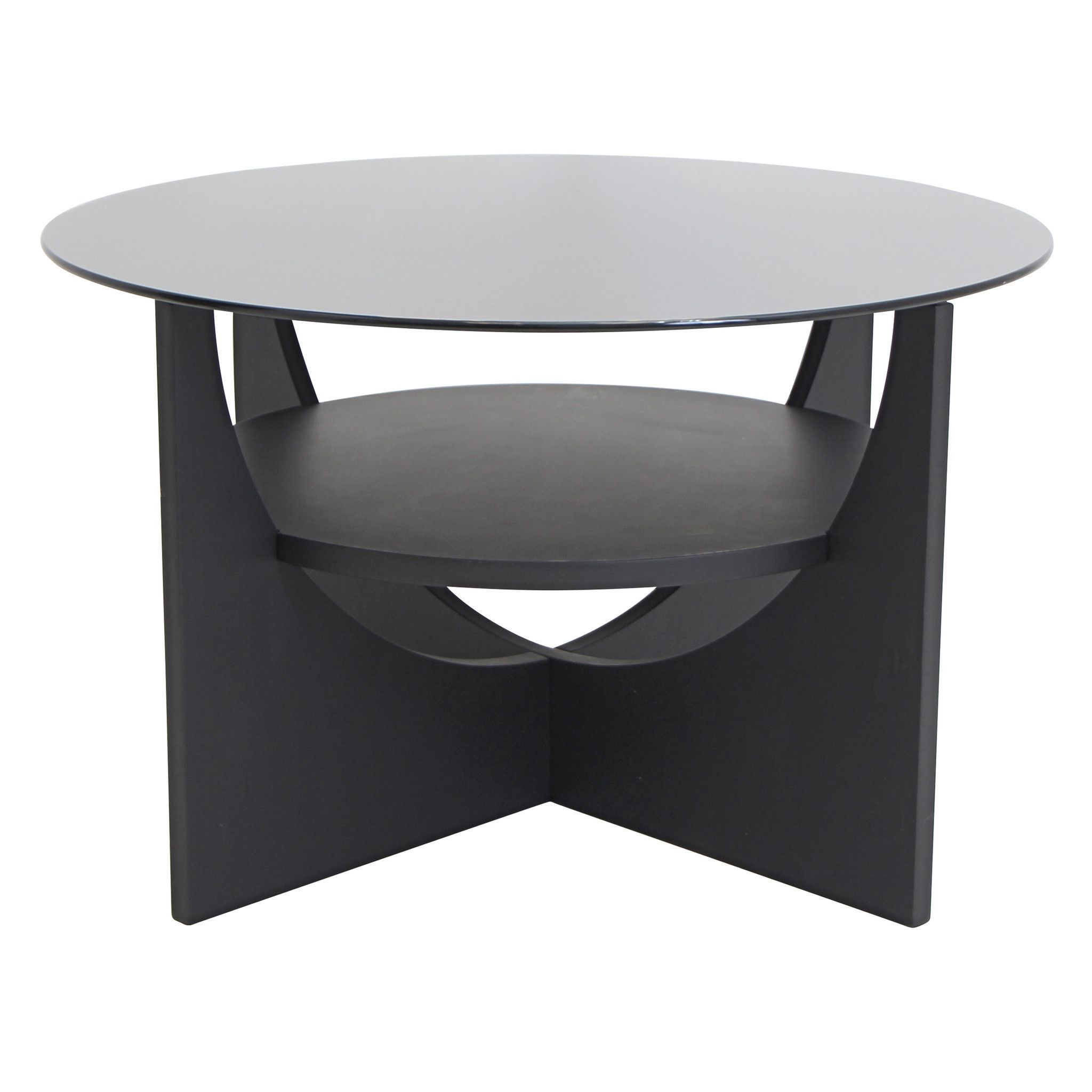 Lumisource U Shaped Coffee Table In 2021 U Shaped Coffee Table Contemporary Coffee Table Coffee Table [ 2048 x 2048 Pixel ]