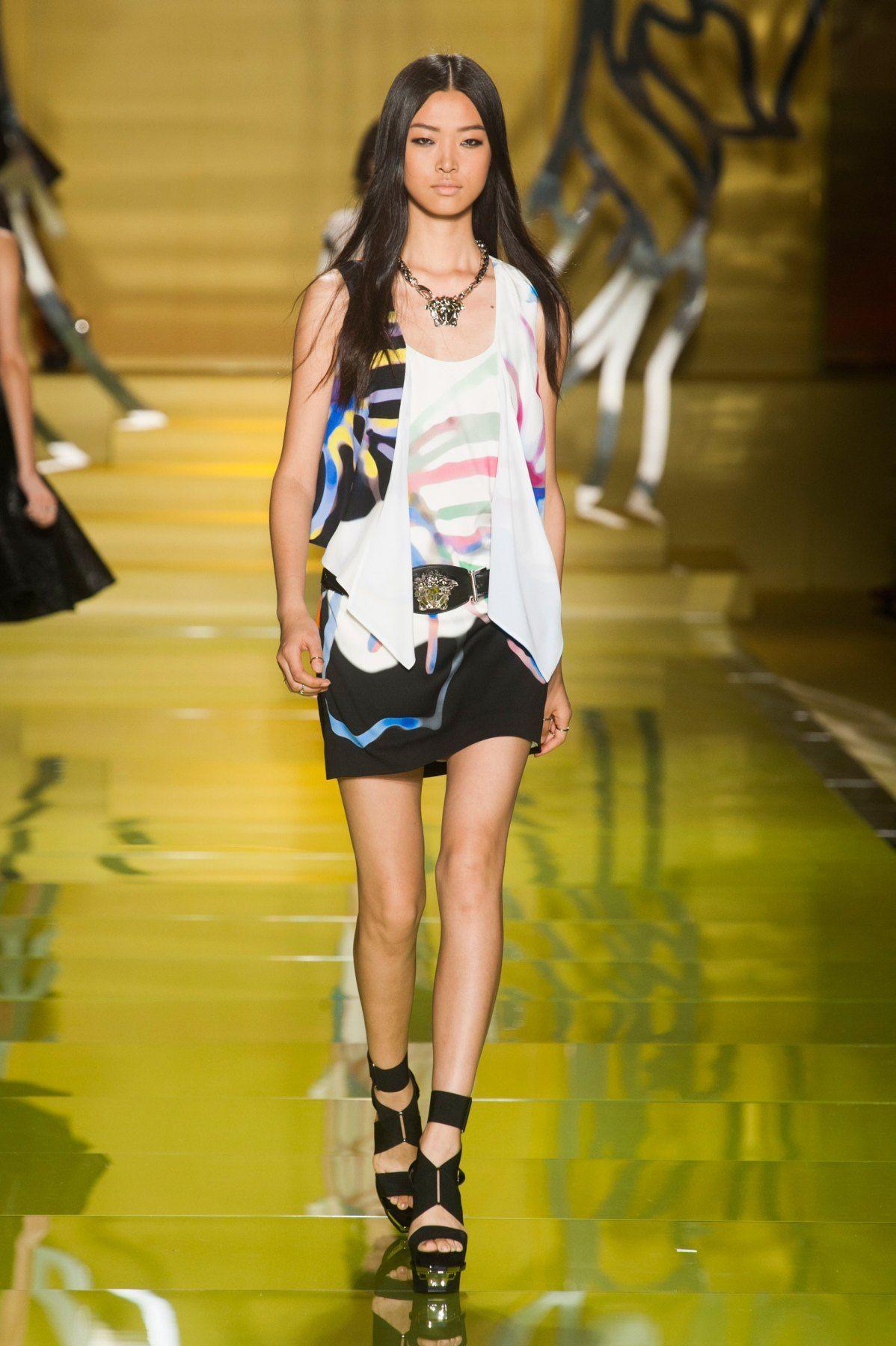 Versace - Verão 2014 #MFW