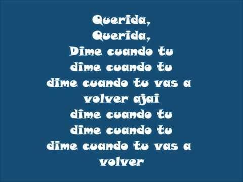 Querida Juan Gabriel Con Letra Beautiful Songs Songs My Love