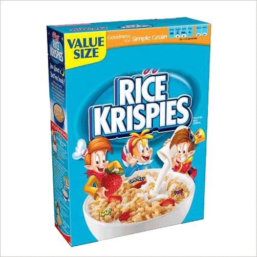 Custom Mini Cereal Boxes