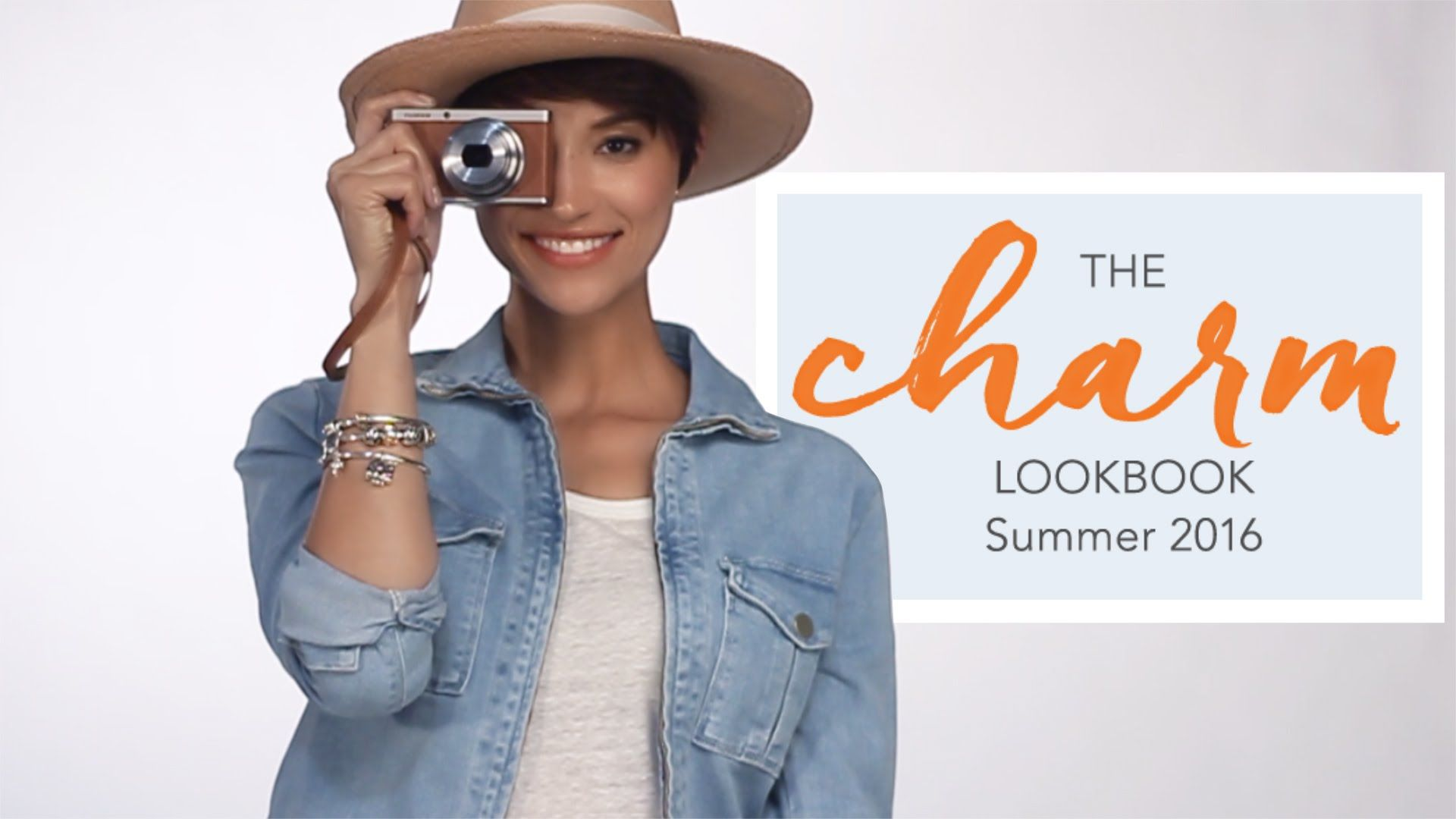 Get inspired to create your own jewelry using Brighton charms. Check out our exciting behind-the-scenes footage from our latest Summer Charms Lookbook!