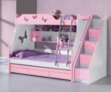 big sale ea4ab 6e14e bunk beds for girls | Cute beds for girls | Bunk beds for ...