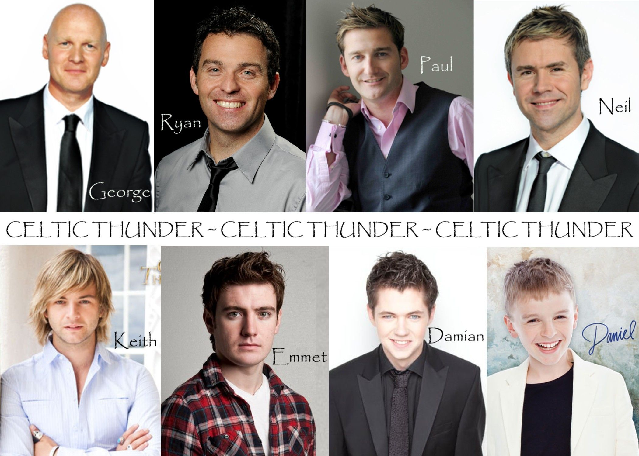 celtic thunder meet and greet tickets