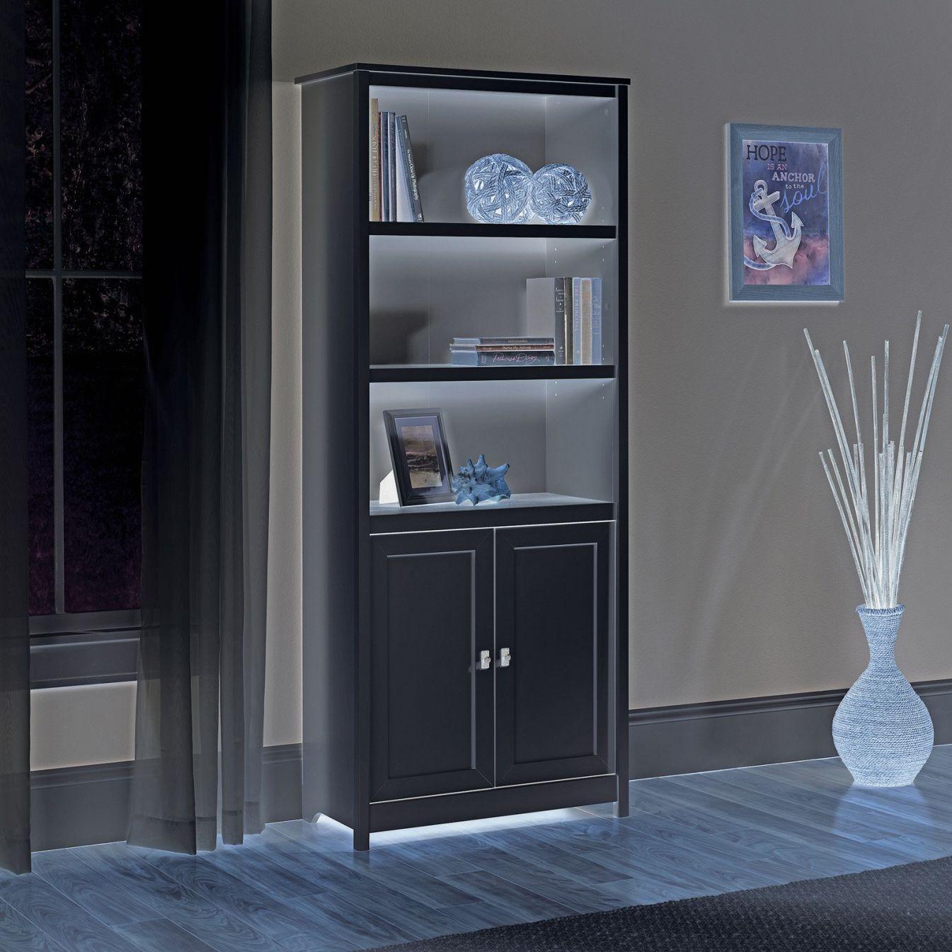 image amazing bookcase home fascinating bookcases walmart sauder white impressive canada sh cube idea one shelf corner enchanting
