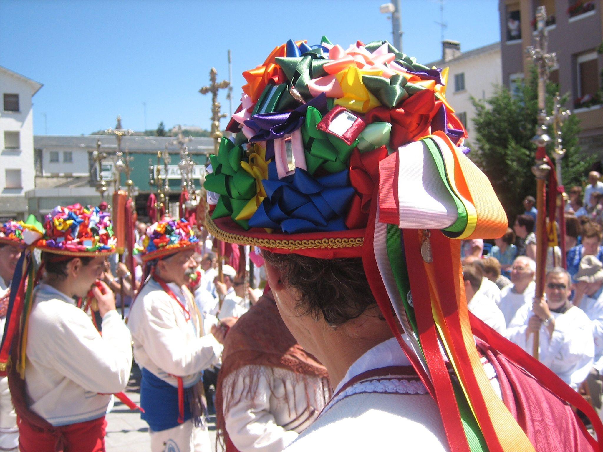 Santa Orosia en Jaca