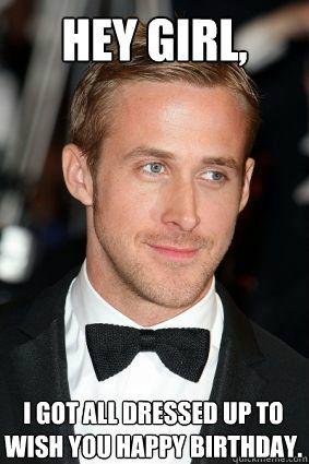 Steve Buscemi Ryan Gosling Macaulay Culkin Birthday Humor