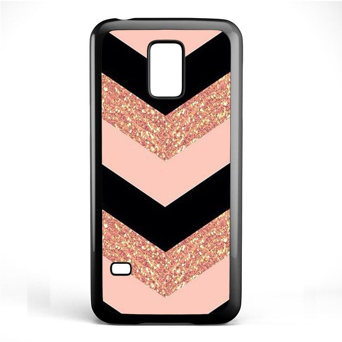 Pink Glitter Chevron Phonecase Cover Case For Samsung Galaxy S3 Mini Galaxy S4 Mini Galaxy S5 Mini Coque De Telephone