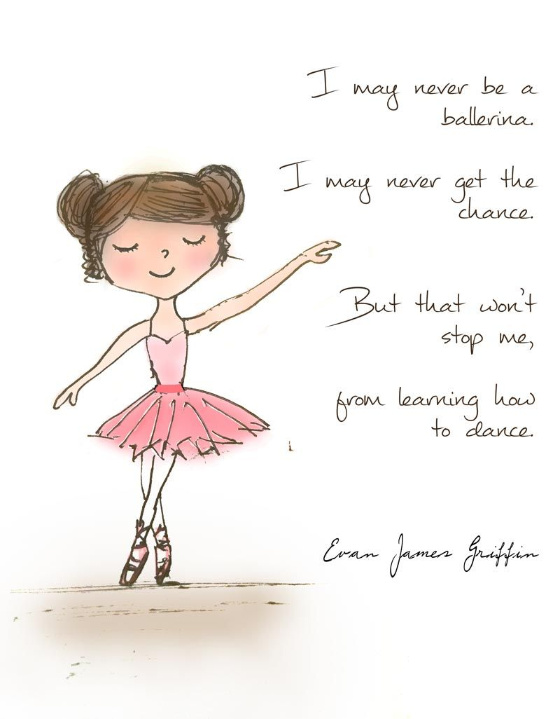 ballerina | Dance Quotes | Dance team gifts, Ballerina quotes