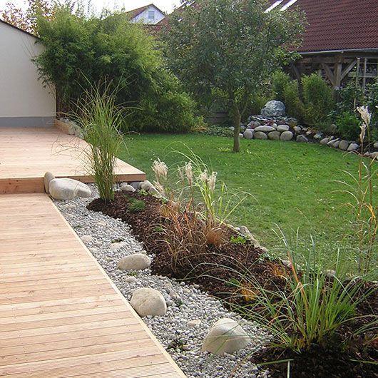 Holzterrasse Mehr For the Home Pinterest Gardens, Garten and
