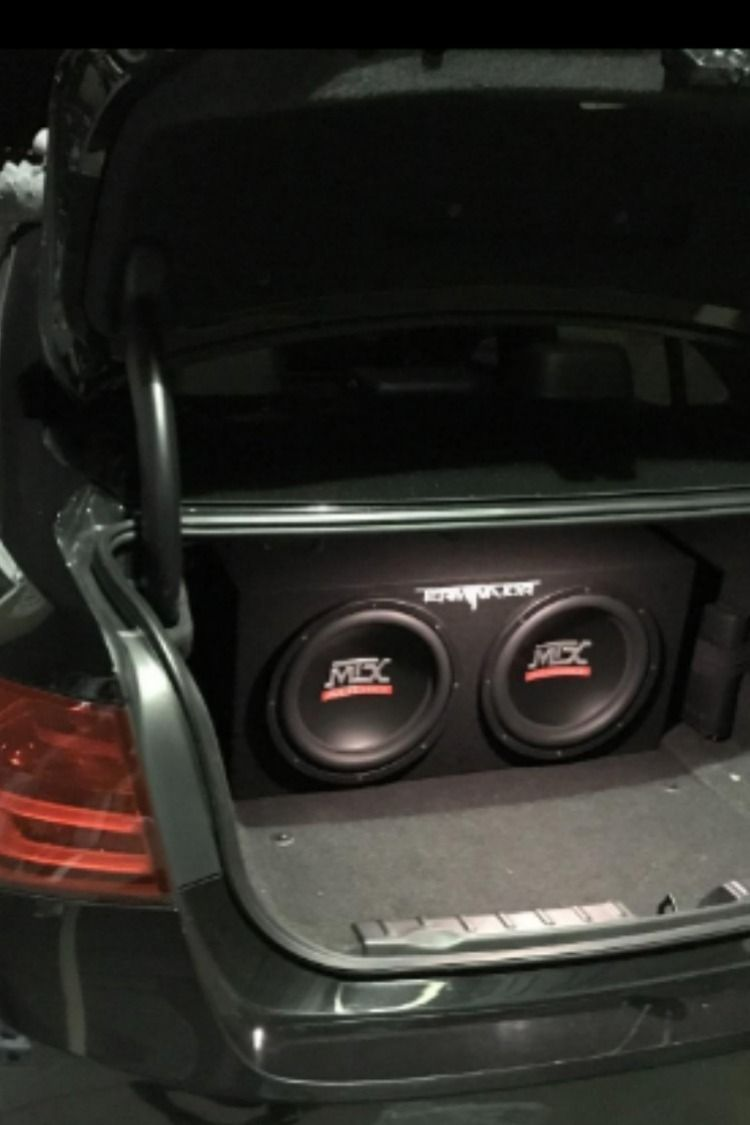 Best Mtx Subwoofers In 2020 Guide Reviews Subwoofer Car