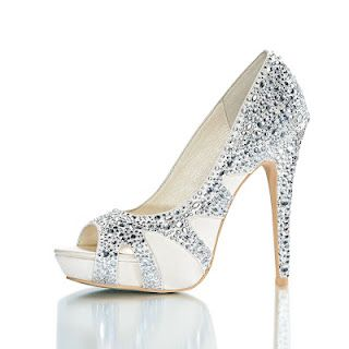 The Journey Wedding Shoes By Era Boutique More Swarovski Crystals Bridal