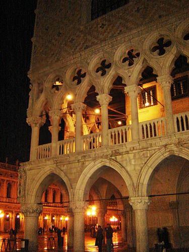 Венеция дворец Дожей.Любовь Селиванова.