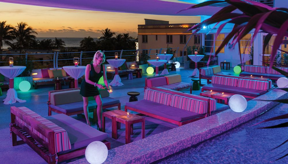 Quality Eats And Drinks Await You At Clevelander Hotel Sample Everything From Seafood To Asian Fusion Our On Site South Beach Restaurants