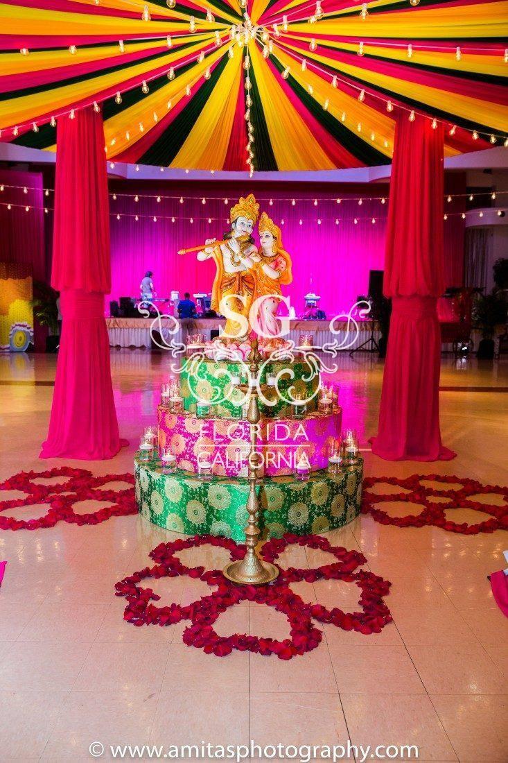 Suhaag Garden Indian Wedding Decorators Florida Indian