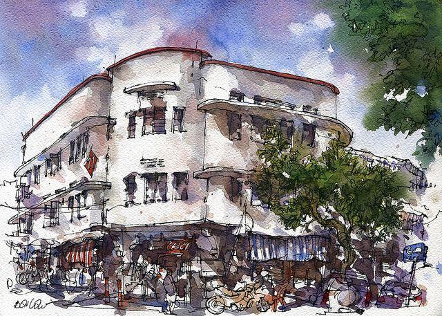 Tiong Bahru Seng Poh Road by Don Low