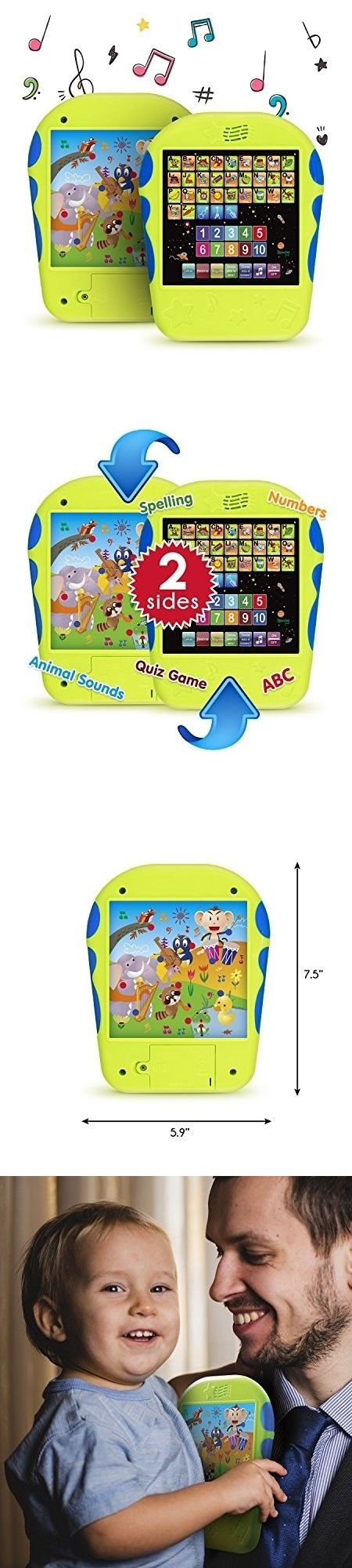 Electronic Learning Toys 177915: Spanish Learning Tablet ...
