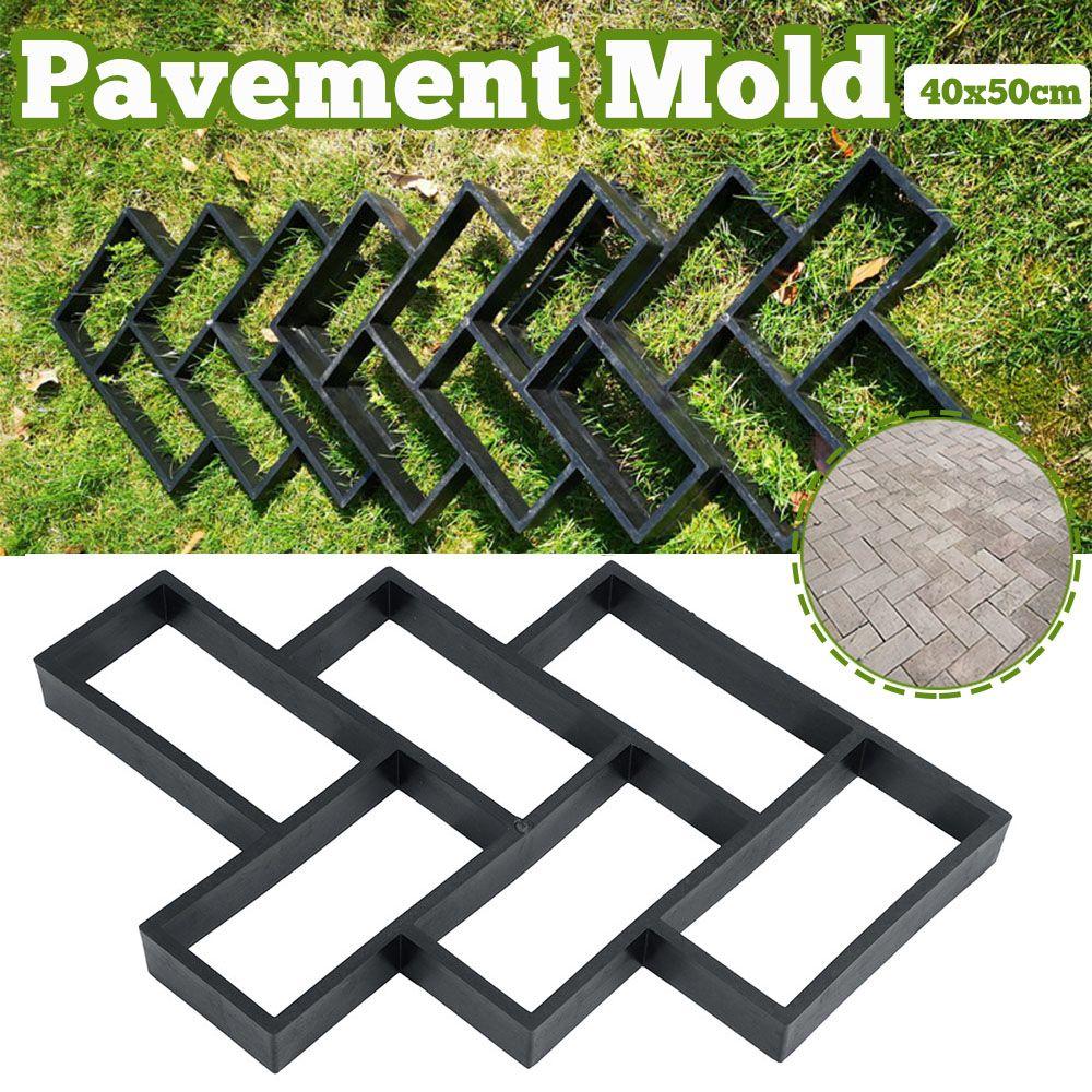 Diy path making mold brick mould for concrete cement