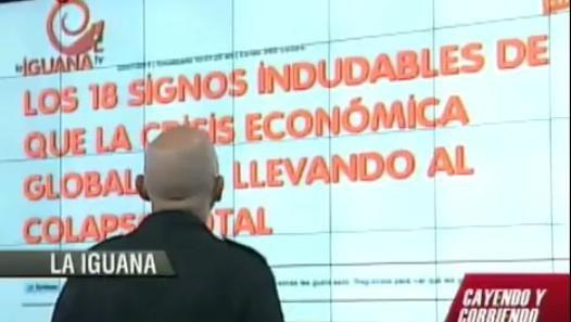 (Vídeo) Cayendo y Corriendo del Día Jueves 03 de Julio, de 2014